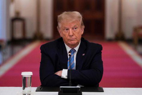 US President Donald Trump. Photo: ATP