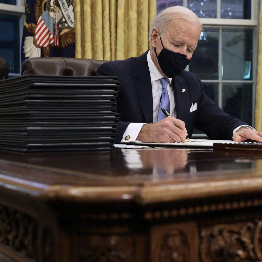 Joe+Biden%27s+First+Executive+Orders