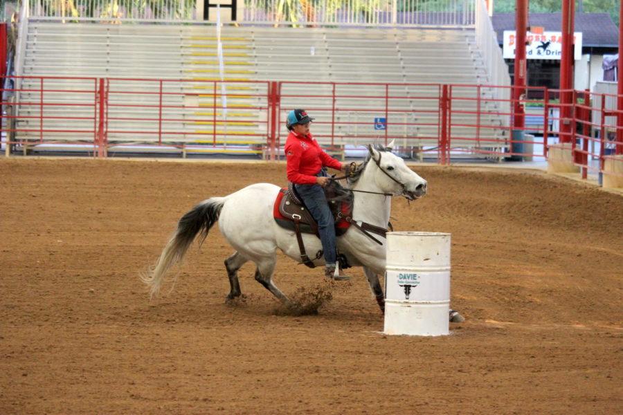 Cyiah Avila: a Seminole Rider Amongst Cowboys