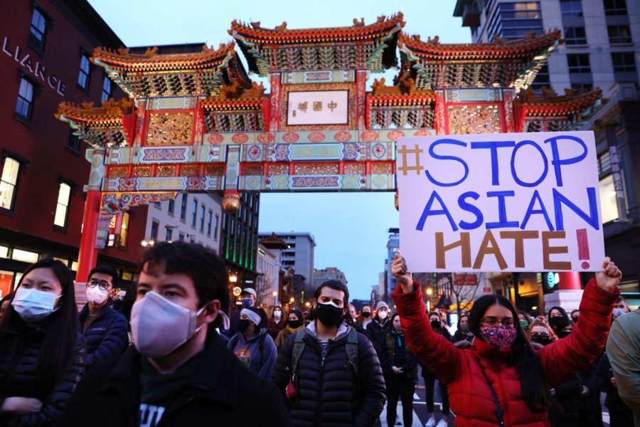 Asian Hate Crimes Still on the Rise